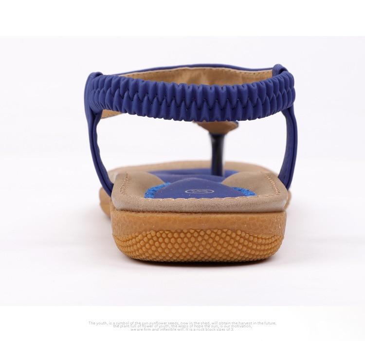 HTB1miStCKuSBuNjSsplq6ze8pXa5 BEYARNE size 35-42 new women sandal flat heel sandalias femininas summer casual single shoes woman soft bottom slippers sandals