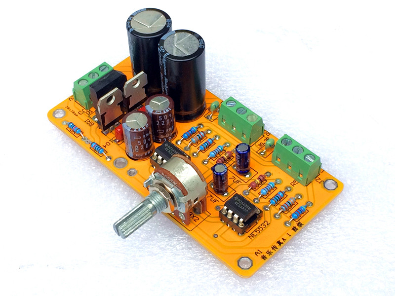 Cheap product tone pre amp board in Shopping World