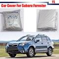 Cubierta del coche Cubierta Parasol UV Dom Lluvia Nieve Resistente A Prueba de Polvo Para Subaru Forester Garantiza la Calidad!