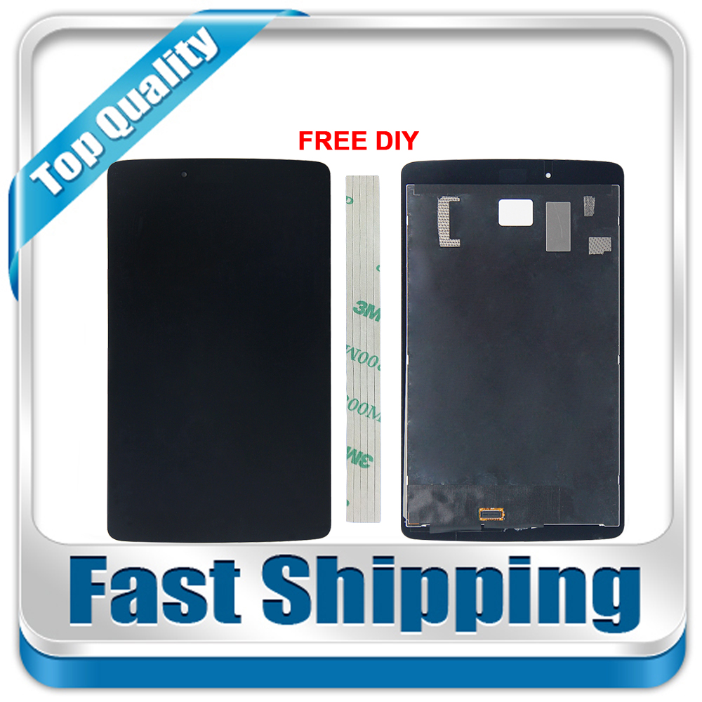New For LG G Pad 8 0 V480 V490 Replacement LCD Display Touch Screen Digitizer Glass