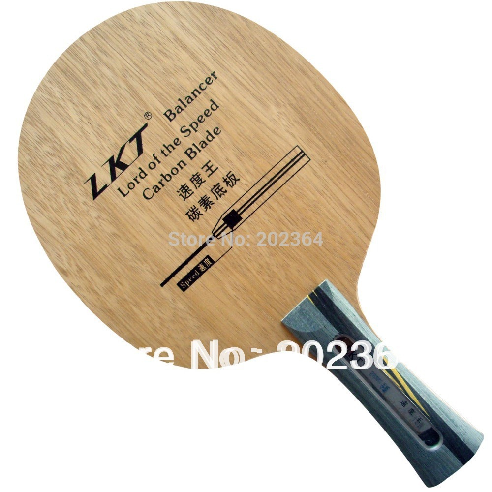 LKT Balancer Lord of the Speed (L 1003) Table Tennis Blade (Shakehand) for PingPong Racket balancer