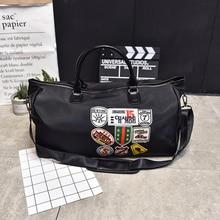 Aresland Women Sports Bag Gym Bag Women Fitness Applique Waterproof Nylon Tote Duffle Bolsas Femininas Travel Bag Sport Bags