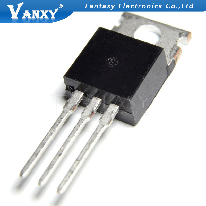 10PCS IRL520N TO-220 IRL520 TO220 IRL520NPBF IRL520PBF Vanxy TO-220 100V 10A