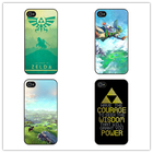 Legend Of Zelda Breath Of The Wild Sheikah Slate Case Cover for iphone 7 7 plus 6 6s plus 5 5s 5c SE 4 4s