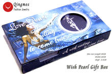 Женские кулоны qingmos love pearl 10*50 мм в форме Русалочки