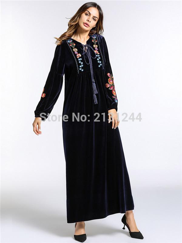 muslim black abaya605