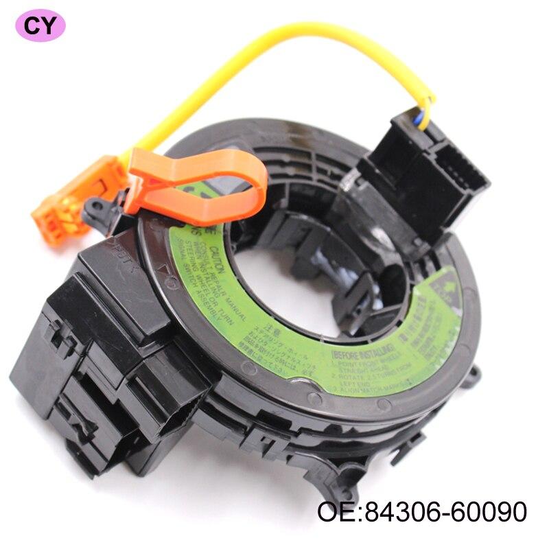 84306-60090 Nueva Bolsa De Aire De Automóviles Piezas de Repuesto Cable Espiral