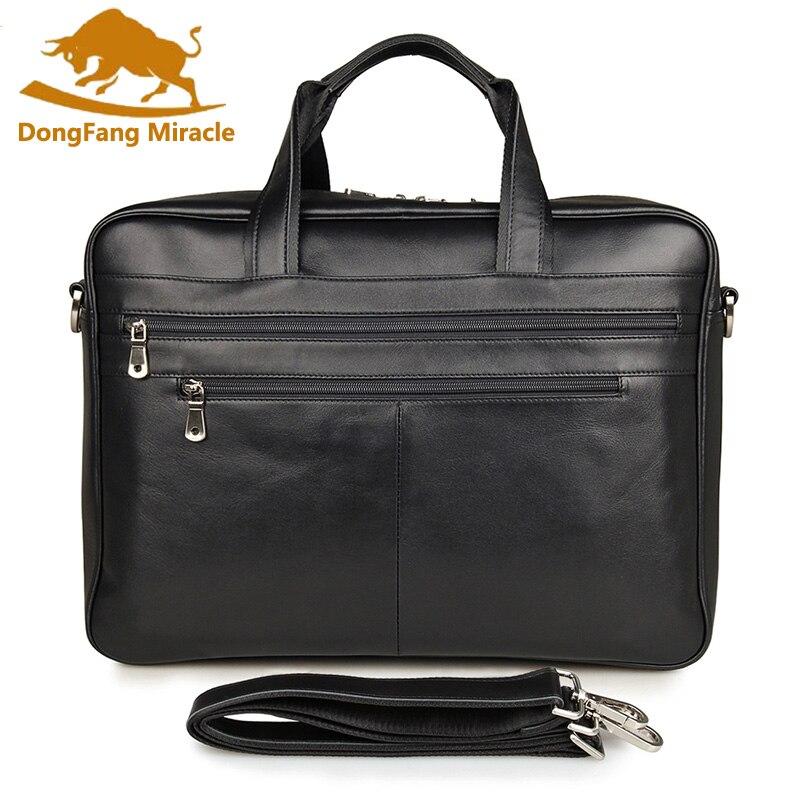 Herrentaschen Gepäck & Taschen Tidog Crazy Horse Leder Aktentasche Mann Business-tasche Spezieller Kauf