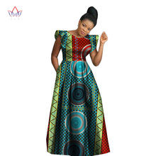 ea87f438aa High Quality African Print Fitted Dress Promotion-Shop for High ...