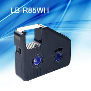 Image 5 - 10 Pcs/lot encre ruban cassette LB R85BK noir pour câble ID imprimante électronique lettrage tube imprimante BEE200 et BEE200/PC
