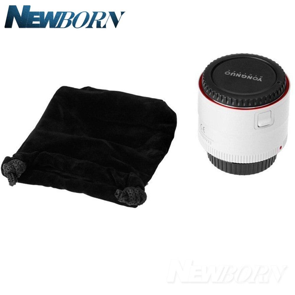 Image 4 - Yongnuo YN 2.0X III PRO 2x Teleconverter Extender Auto Focus Mount Lens Camera Lens for Canon EOS EF Lenslens for canonlens for canon eoscamera lens -