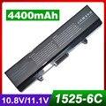 4400 mah batería del ordenador portátil para dell d608h gw240 hp297 m911g rn873 x284g xr693