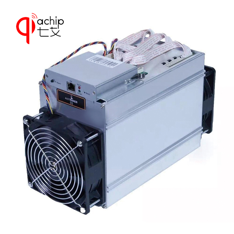 New DASH MINER ANTMINER D3 17GH/s 1200W ( with power supply ) BITMAIN X11 dash mining machine can miner BTC on nicehash