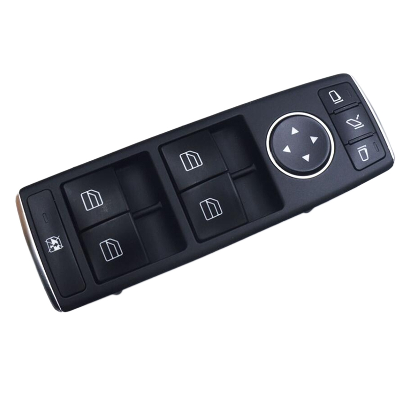 A2049055402 Window Switch Block Electric Power Window Master Switch For W212 E-Class W204 C-Class 207 For Benz C117 G500 G550