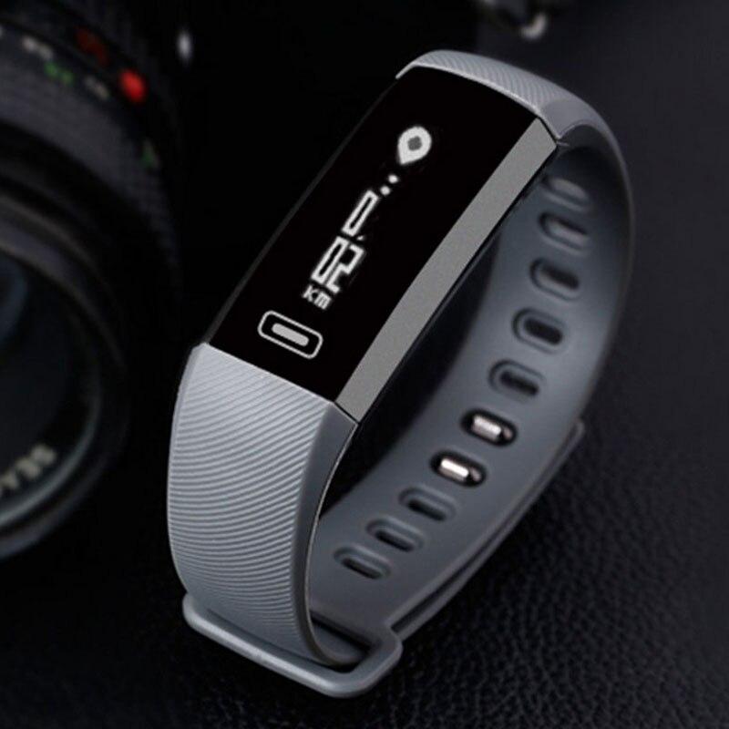 Smart Digital Wrist Watch Band Hartslag Bloedzuurstof Druk - Herenhorloges - Foto 5