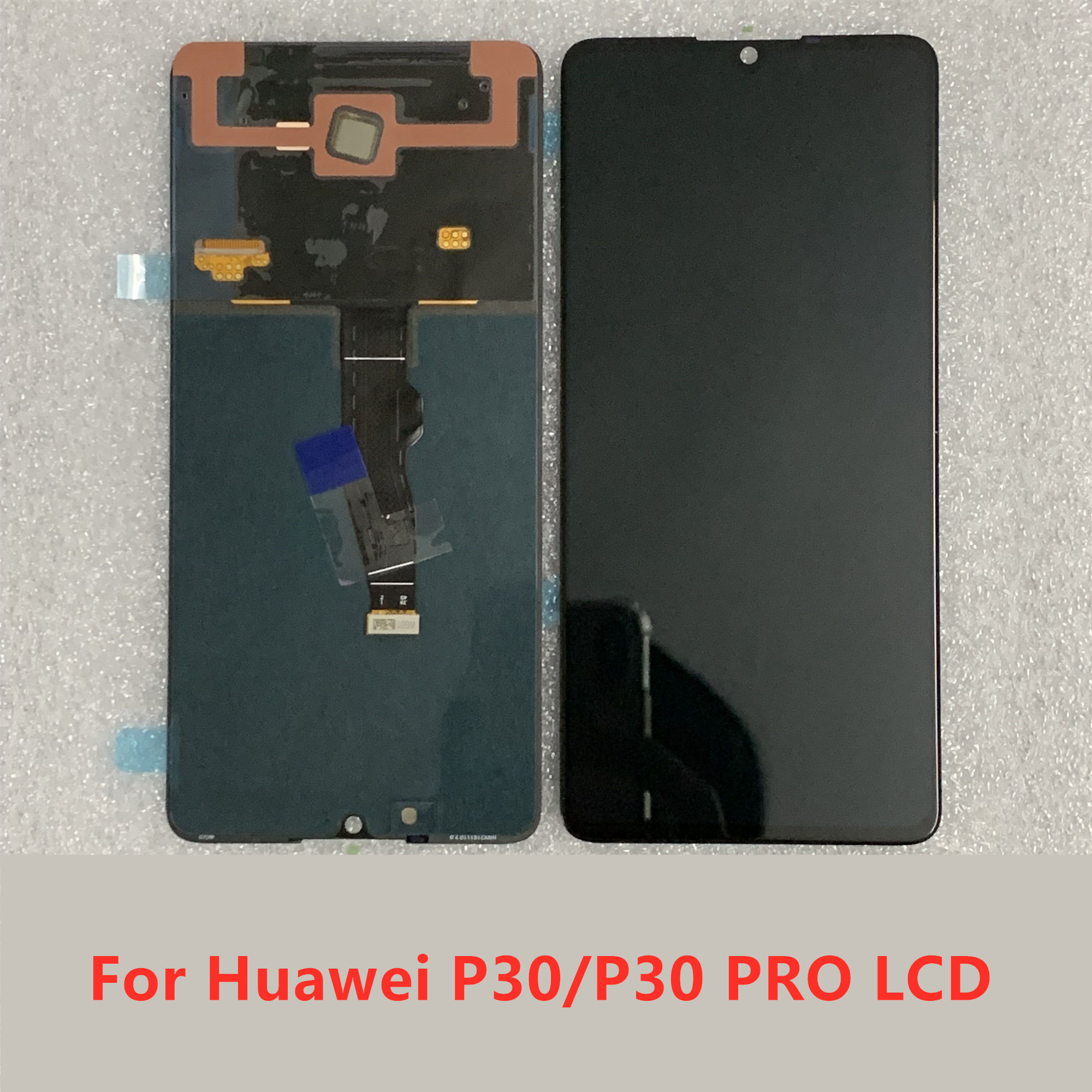 For Huawei P30 Pro Display Touch Screen Digitizer ELE L09 L29 For Huawei P30 Display VOG L04 L09 L29 Screen Replacement-in Mobile Phone LCD Screens from Cellphones & Telecommunications