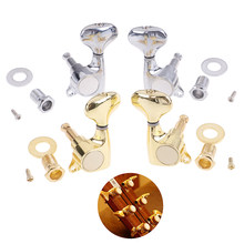 Metal Guitar Tuning Keys Pegs Classic Guitar String Tuning Pegs Machine Heads Tuners Keys Parts(China)