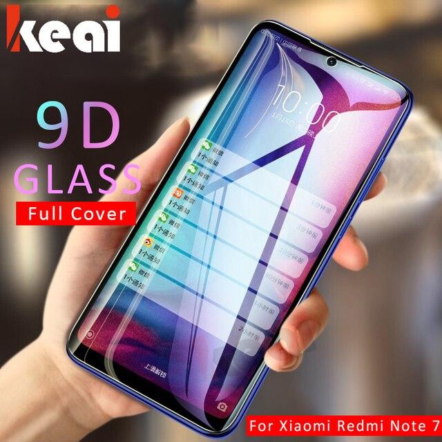 9D מלא כיסוי מזג זכוכית עבור Xiaomi Redmi הערה 7 6 פרו 5 5A מסך מגן על עבור Redmi 6A 5A 6 פרו 5 בתוספת זכוכית סרט
