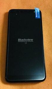 Image 2 - Orijinal LCD ekran + sayısallaştırıcı dokunmatik ekran + çerçeve Blackview S8 MT6750T Octa çekirdek ücretsiz kargo