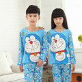 kids pajamas 2016 spring&autumn new cartoon long sleeve baby boys girls pyjamas Casual children sleepwear sets Christmas clothes
