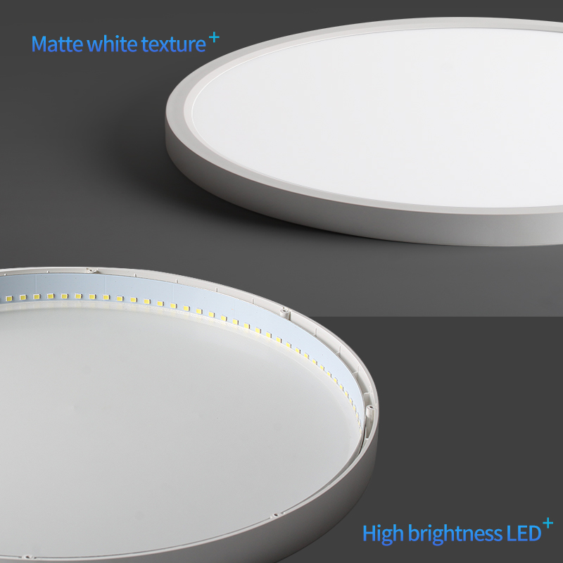 lowest price Remote control Replaceable LED Light Source For Ceiling Three color 40W 50W 60W 185V-240V With Magnet Led Lights Replacement