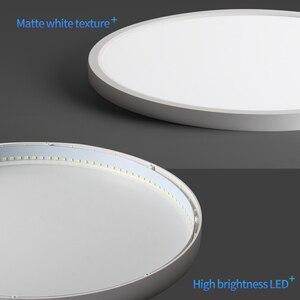 Image 4 - Modern LED Ceiling Light 12W 18W 24W 32W 220V 5000K Kitchen Bedroom Bathroom Lamps Ultrathin Ceiling Lamp