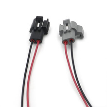 motoparty set connector ignition coil wire cable plug harness for lt1 tbi gm  firebird