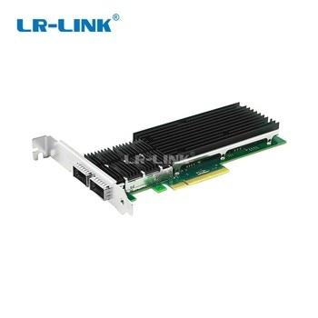 LR-LINK 9902BF-2QSFP+ 40Gb NIC PCI-Express Network Card Fiber PCI-e Optical Dual Port Server Adapter Compatible Intel XL710-QDA2 original eicon diva server 4bri 8m pci e 803 031 01 selling with good quality and contacting us