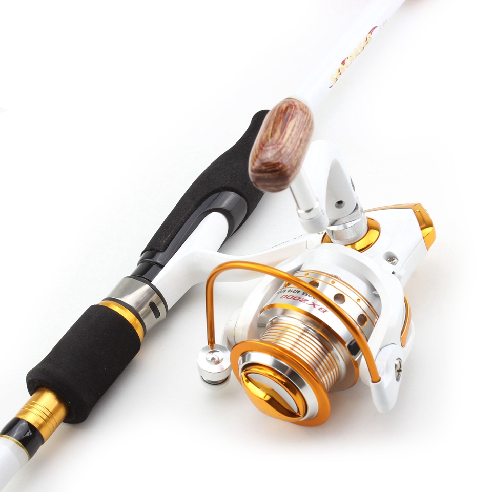 M Equipamento de pesca Isca de carbono