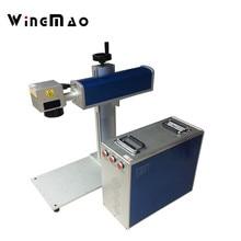Security Fiber Laser Marking Machine For Steel Plates