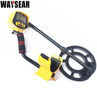 Metal Detector Underground Metal Detector Gold Price Depth Archeology Professional Gold Silver Looking For Treasure