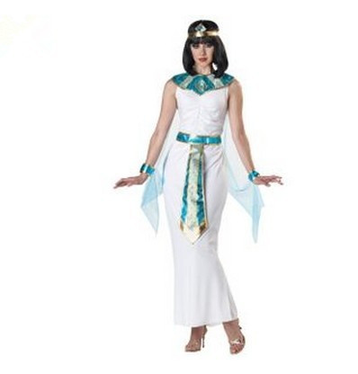 US $38 9 |egyptian clothing ancient egypt queen costumes halloween costumes  for women princess novelty classic egyptian costumes women-in Game