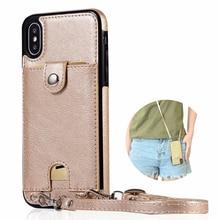 CKHB ТПУ + кожа мягкая задняя крышка Чехлы для iphone X Xs Max XR 7 8 плюс держатель для карт чехол для телефона и сумка coque fundas Капа