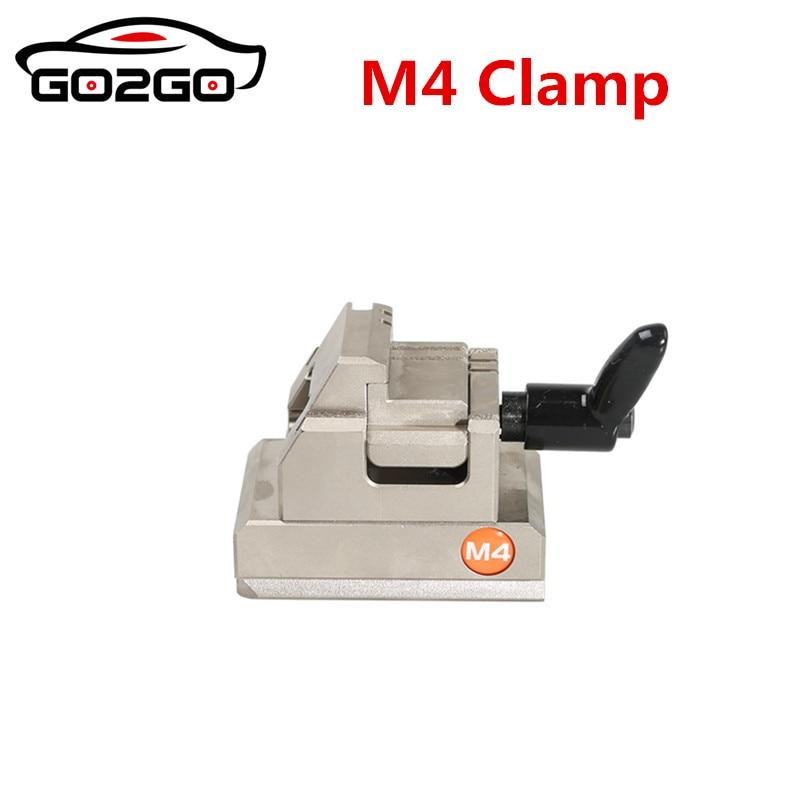 Лидер продаж 100% оригинал предварительный заказ M4 зажим для ключи от дома работает с Кондор XC MINI ключевых резки