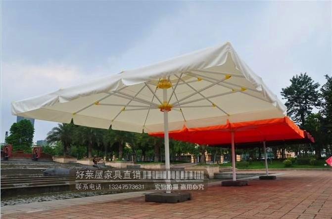 Oversized Beach Umbrellas Outdoor Leisure Sun Umbrella 7 M 5 Square Round In Patio Bases From Furniture On Aliexpress