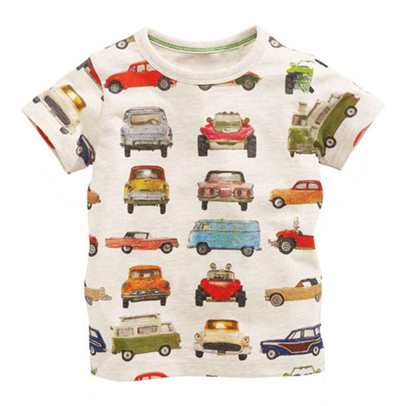 HTB1mibwQVXXXXc0XVXXq6xXFXXXU - Little Maven top brand Summer Kids Children boys printing cartoon Cars pure cotton short sleeve t shirt for baby boys kids