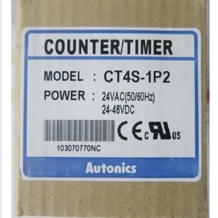 False One Penalty Ten Original Genuine Counter/timer CT4S-1P2