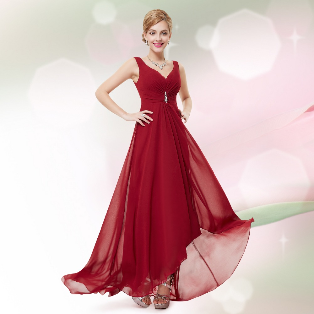 Aliexpress.com : Buy White Evening Dresses 2018 Ever Pretty EP09983 ...