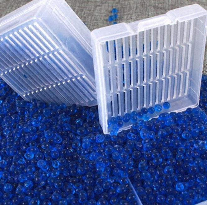 Wholesale-Reusable Silica Gel Desiccant Moisture Absorber Dehumidifier Dessicant