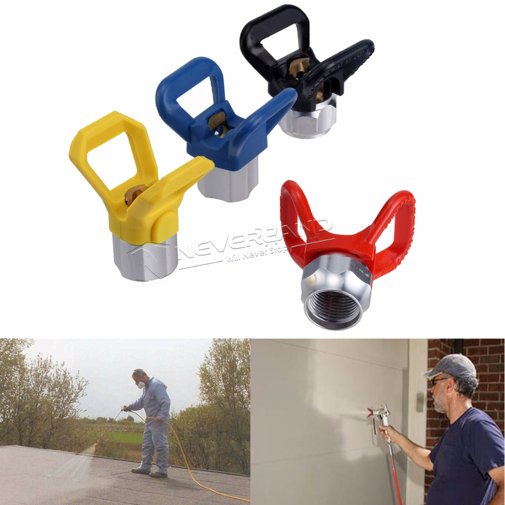 Airless Paint Spray Flat Tip Guard Nozzle Seat for Wagner Titan Sprayer Tools Free Shipping  цены