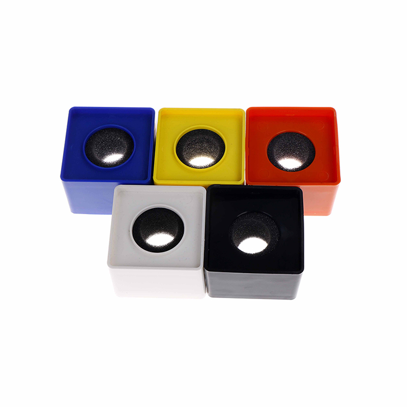 Speakers Abs Mic Microphone Interview Square Cube Logo Flag Station 39mm Hole For Protective Case Mar 12