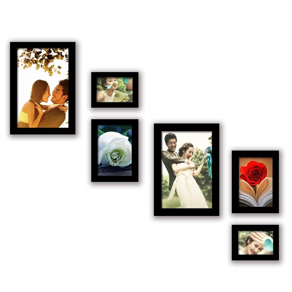 Encantador Grandes Marcos De La Foto Del Collage Imágenes - Ideas ...
