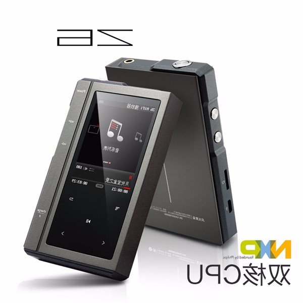2016 Original Moonlight AIGO Z6 Hard DSD MP3 Player CS4398 DAC Hifi Music Player Dual-Core CPU With 32G TF Card & Leather Case 1