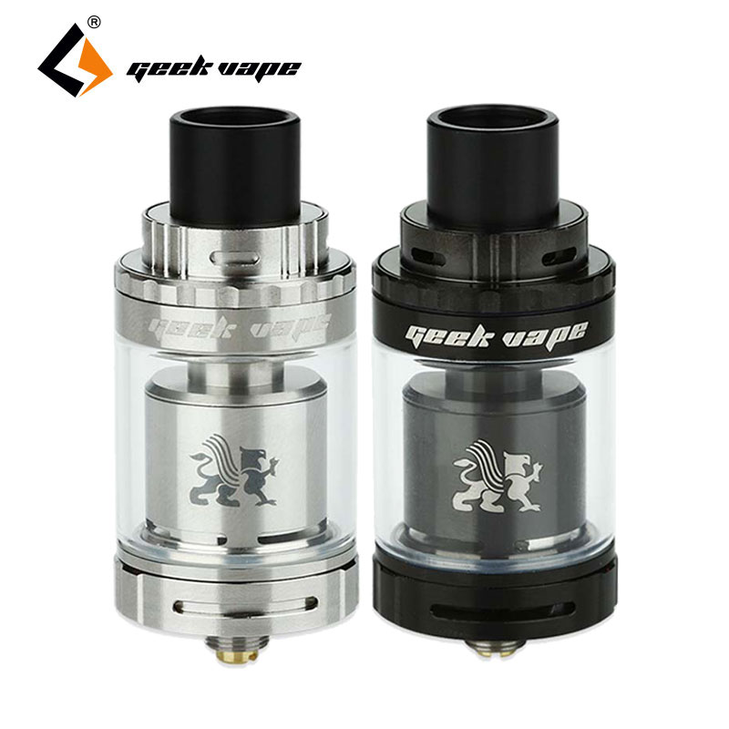 Original GeekVape Griffin 25 Mini RTA Tank 3ml Capacity W/ 18mm Build Deck & Top Airflow E-cig Vape Atomizer Griffin 25 Mini RTA