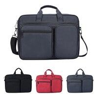 13 14 15 4 15 6 Inch Large Capacity Zipper Nylon Laptop Bags For Asus HP