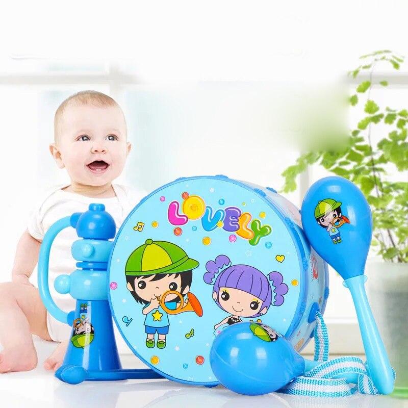 Bebé recién nacido sonajero sonajeros y móviles toys toys toys ambiental apacigu