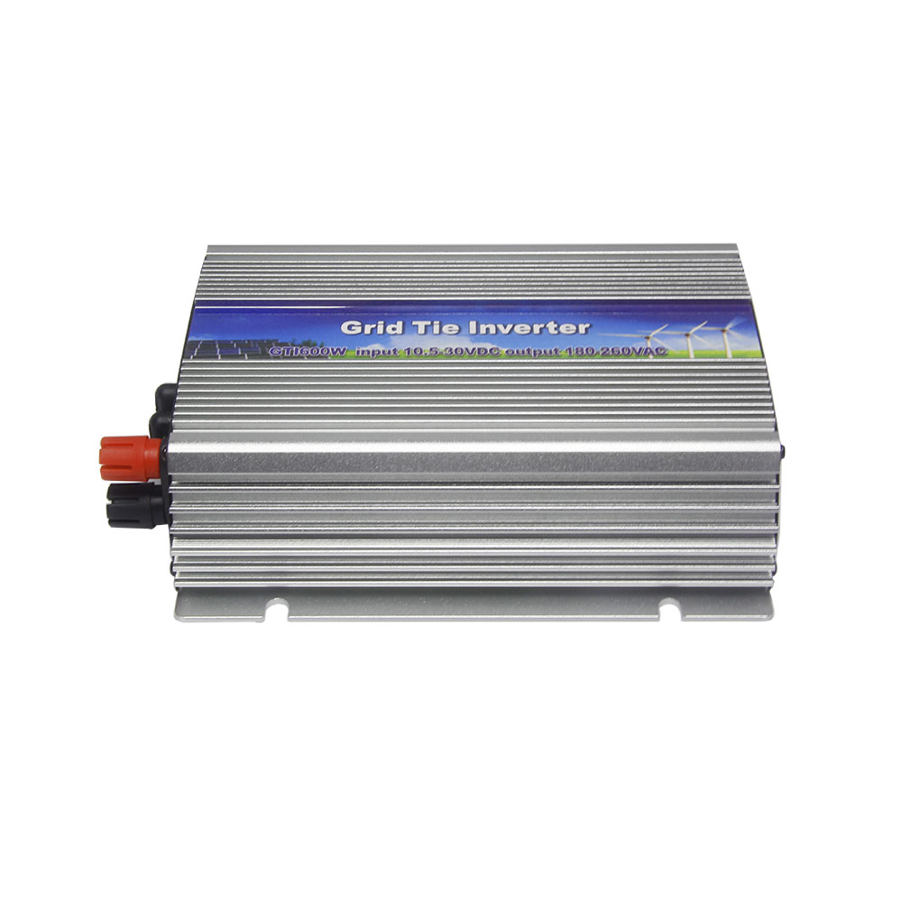 MAYLAR@ Indoor Invereters grid tie inverter WV500input 22-50VDC output 180-260VAC On Grid inverter power inverter solar power on grid tie mini 300w inverter with mppt funciton dc 10 8 30v input to ac output no extra shipping fee