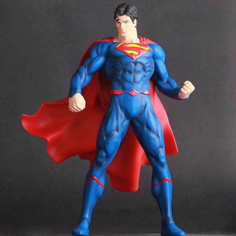 Crazy Toys Superman PVC Action Figure Collectable Model Toy Doll Brinquedos Anime anime one piece dracula mihawk model garage kit pvc action figure classic collection toy doll