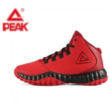 Пик осень и зима новая баскетбольная обувь Легкий тканый износостойкие Нескользящие полевые сапоги