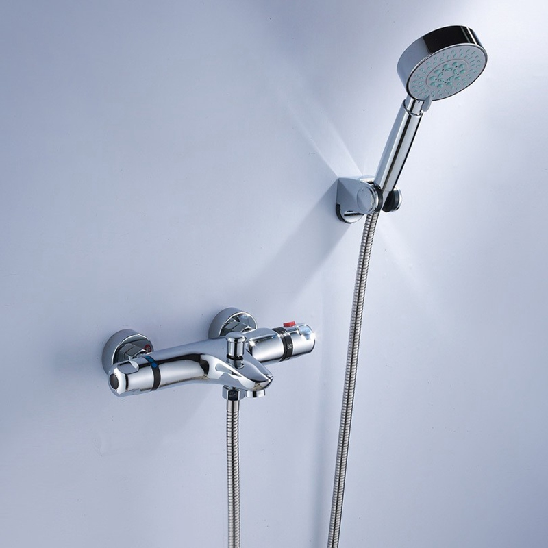 bathroom shower water control valve mixer faucet tap wall mounted bath shower ceramic faucets